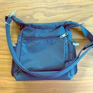 Traveling Messenger Bag